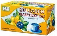 FYTO diabetický čaj EUDIABEN 20x1g