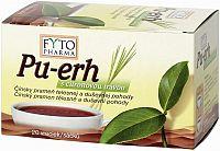 FYTO Pu-erh s citrónovou trávou 20x1,5g
