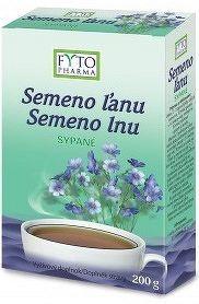 FYTO semeno ľanu sypaný čaj 200g