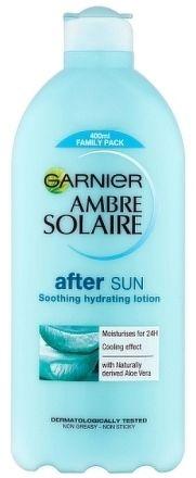 Garnier Ambre Solaire Hydratační mléko po opalování 400ml ml