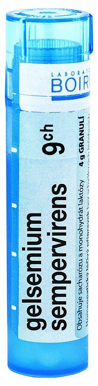 Gelsemium Sempervirens CH9 granule 4g