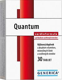 GENERICA Quantum Cardioformula 30 tbl