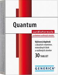 GENERICA Quantum Cardioformula tbl 1x30 ks