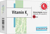 GENERICA Vitamin K2 90cps