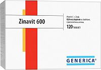 GENERICA Zinavit 600 120 tbl