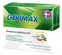 Gerimax 50+ 80 tabliet