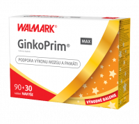 GinkoPrim MAX 90+30 tabliet