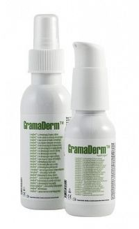 GramaDerm Combo-Pack súprava roztok 100 ml + hydrogél 60 g