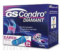 GS Condro DIAMANT + darček 2019 tbl 2x60 + fľaša 1x1 set