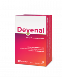 GS Devenal 500 mg 60 tablet