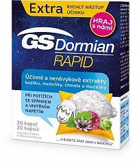 GS Dormian rapid 20cps súťažná edícia 2019