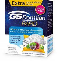 GS Dormian rapid 40cps súťažná edícia 2019