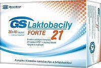 GS Laktobacily FORTE 21 cps 30+10