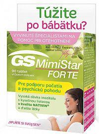 GS MimiStar FORTE 90 tbl