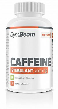 Gym Beam Caffeine unflavored 90 tbl