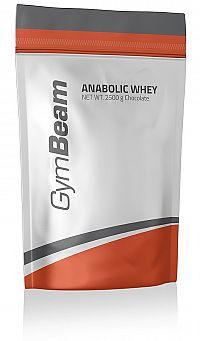 GymBeam Anabolic Whey 2500 g jahoda