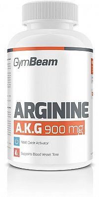 GymBeam Arginine A.K.G unflavored 900 mg 120 tab