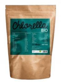 GymBeam Bio Chlorella 500 mg 500 tabliet