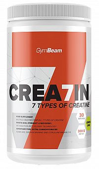 GymBeam Crea7in 300g Peach ice tea