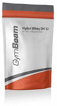GymBeam Hydro Whey DH 32 2500 g vanilla