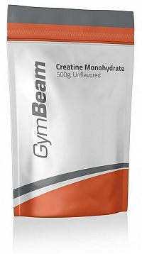 GymBeam Kreatin Monohydrate 500 g