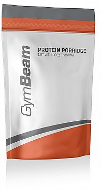 GymBeam Protein Porridge 1000 g banana