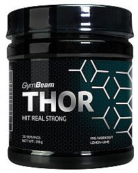GymBeam Thor 210g Strawberry-kiwi