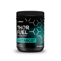 GymBeam Thor Fuel + Vitargo 600 g strawberry - kiwi - strawberry - kiwi