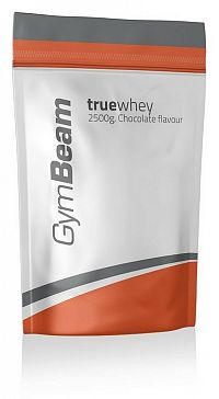 GymBeam True Whey Protein 1000 g banana
