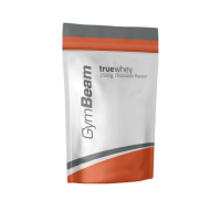 GymBeam True Whey Protein 1000 g peanut butter