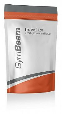 GymBeam True Whey Protein 2500 g banana