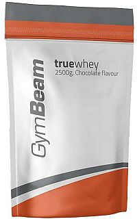 GymBeam True Whey Protein white chocolate raspberry 1000g