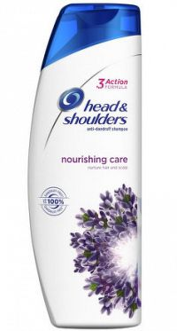 H&S S 250ml Nourishing