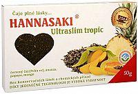 HANNASAKI Ultraslim tropic červený čaj s ovocím 50g