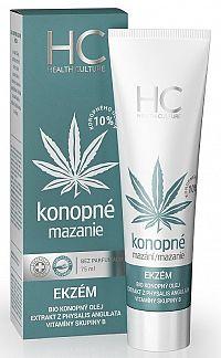 Health Culture konopné mazání ekzém 75 ml