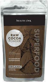 HEALTH LINK BIO kakaový prášok z Peru 250g