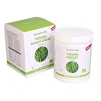 HEALTH LINK BIO Mladý jačmeň v prášku - dóza 200 g