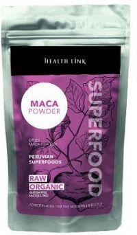 HEALTH LINK BIO RAW prášek Maca 250g
