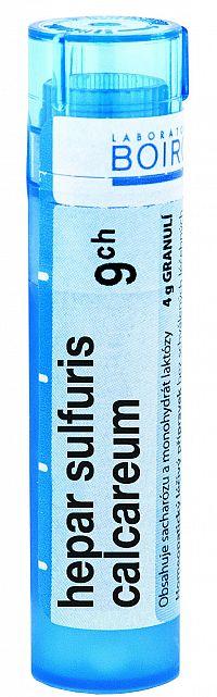 Hepar Sulfuris Calcareum CH9 granule 4g