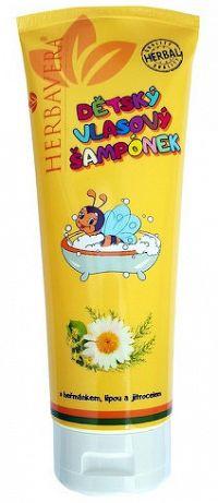 Herbavera Detský šampon Šampónek 250ml