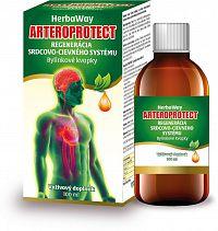 HerbaWay ARTEROPROTECT bylinkové kvapky 100ml