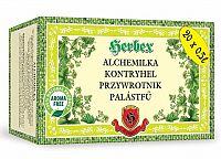 HERBEX ALCHEMILKA žltozelená vňať 20x3 g