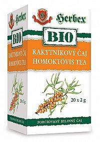 Herbex Bio Rakytníkový čaj 20x2 g