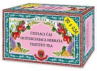 HERBEX ČAJ ČISTIACI ĽADVINY bylinný čaj 20x3g