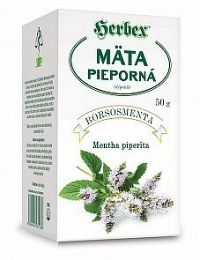 HERBEX MÄTA PIEPORNÁ - VŇAŤ sypaný čaj 50 g