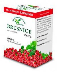 HerbVitea BRUSNICE extra 400 mg 60 tbl