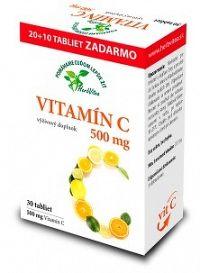 HerbVitea PROLONG VITAMÍN C 500 mg 30 tbl