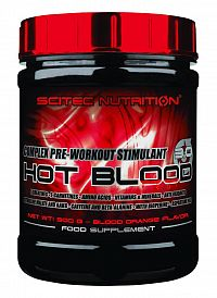 Hot Blood 3.0 300g tropical punch