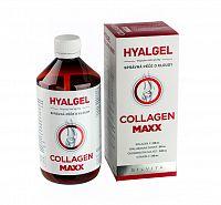 HYALGEL COLLAGEN MAXX tekutý prípravok s pomarančovou príchuťou 500ml