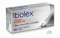 Ibolex 200 mg tbl flm 1x20 ks